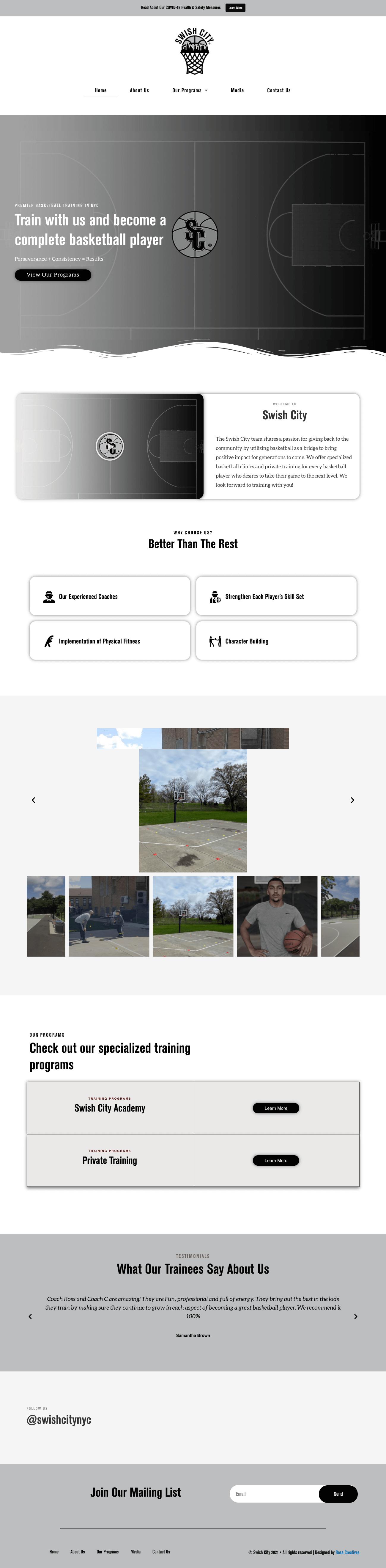 Web Design In Westchester